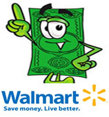 Walmart and Sam's Club Samples Logo