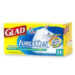 Glad Force Flex Trash Bags – Walmart