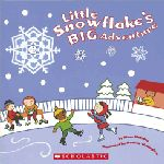 Little Snowflake's Big Adventure Children with Asthma Book