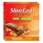 Free Slim-fast Peanut Butter Crunch Time Snack Bar Sample For Sams Club Members