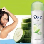 Free Dove Clear Deodorant
