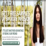 Aveda–free Sample Of Aveda Smooth Infusion To Facebook Fans