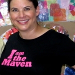 Get A Free I Am The Maven T-shirt