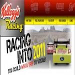 Kelloggs Racing Into 2011 Sweepstakes.