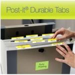 Post-it Durable Tabs Sample
