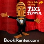 Free Bookrenter T-shirt Just Play The Trivia Game