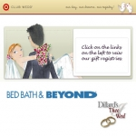 Bed Bath & Beyond Registry