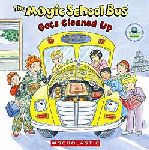 Magic School Bus Gets Cleaned Up