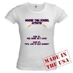Free T-shirt Form Abc repairs