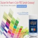Free Valspar Paint Sample