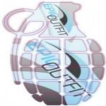 Free Epic Outfit Grenade Sticker