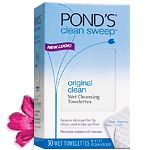 Ponds Wet Towelette Walmart Sample