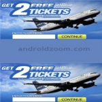 2 Jet Blue Ticket