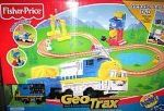 GeoTrax Video Trains and Rails