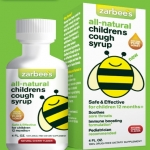 Mail In Rebate: Zarbees Children's Cough Syrup