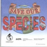 Free Endangered Species Coloring Book.