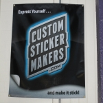 Sample Sticker Pack From Custom Sticker Makers