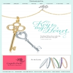 Tiffany Valentine's Collection for Mothers Day