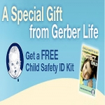 Child Safety ID Kit from Gerber Life