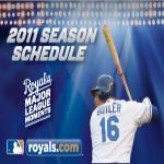 Free Kansas City Royals Pocket Schedule