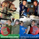 Space Camp Poster