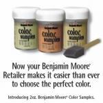 Free Benjamin Moore Paint Sample