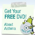 Seasame Street Kids With Asthma DVD