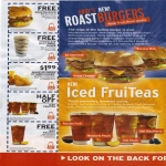 Arbys Printable Coupon!