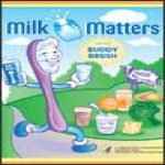 Free Milk Matters Coloring Book
