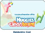Huggies CleanTeam Membership