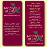 Free Bible Book Marks For Schools And Churches