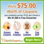 Clip N Print Coupons