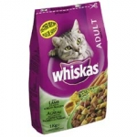 Buy One Get One Free Whiskas Cat Food