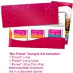 Poise Sample Kit