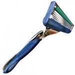 Gillette razor and Coppertone sunscreen sample