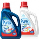 Free Sample Of Purex Complete With Zout Detergent