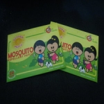 Mosquito Patch–free Sample Of Mosquito Patch