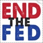 Free End The Fed Bumper Sticker
