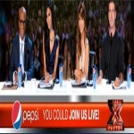 Pepsi-the X Factor Snap It Send It Game