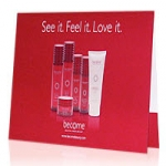 Free Weekender Sample Kit From Become Beauty