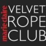 Marie Claire Velvet Rope Club