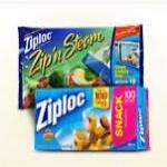 Free Pack Of Ziploc Zip'n Steam Microwave Cooking Bags