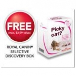 Free Royal Canin Cat Food Selective Discovery Box