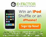 Stay Connected :: iPod & iPhone Giveaway