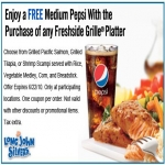 Printable Long John Silvers Coupons