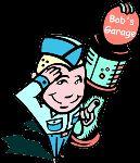 Bobs Garage Catalog Card and Tshirt