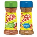 $1 Off Any One Mrs. Dash Seasoning Blend