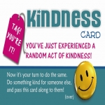 Free Kindness Card