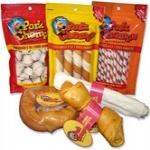Free Sample Of Pork Chomps Dog Treats