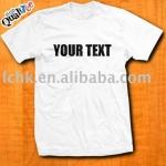 1 Free Customized T-shirt